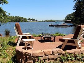 Frankston Home W/Deck & Fishing On Lake Palestine! photos Exterior