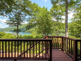 Waterfront Watauga Lake Home With Deck And Grill! photos Exterior