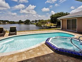 Port Charlotte Home W/ Views, Heated Pool & Spa! photos Exterior