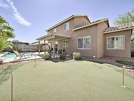 Private Goodyear House W/ Pool & Putting Green! photos Exterior