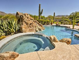 Cave Creek House W/ Private Pool & Putting Green! photos Exterior