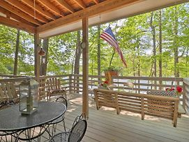 Spacious Waterfront Townhouse W/Private Deck & Dock! photos Exterior