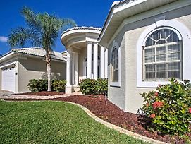 Chic Cape Coral House W/Private Pool, Lanai & Dock photos Exterior