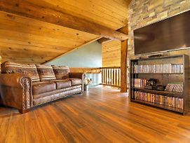 Kanab Cabin W/Hot Tub, Fire Pit & Panoramic Views! photos Exterior