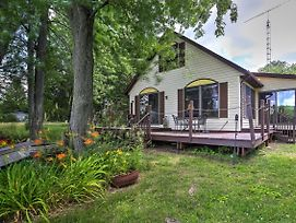 Coldwater Cottage On Dragon Lake With Dock And Deck! photos Exterior