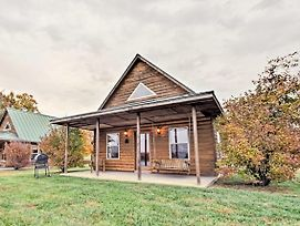 Lakefront Columbia Cabin With Dock And Peaceful Views! photos Exterior