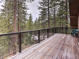Home With Mtn Views-1 Mi To Ski Lifts And Incline Village! photos Exterior