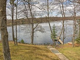 Balsam Lakefront Home With Private Dock And Kayaks! photos Exterior