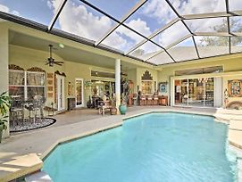 Luxurious Home W/ Private Pool & Lanai Near Tampa! photos Exterior