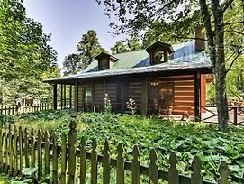 Black Mountain Cabin With Screend Porch And Scenic View photos Exterior