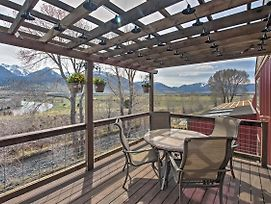 Livingston Apt With Paradise Valley Mtn And River Views photos Exterior