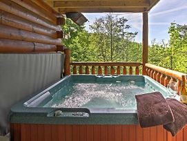 Sevierville Cabin W/Spa & Decks Mins To Gatlinburg photos Exterior