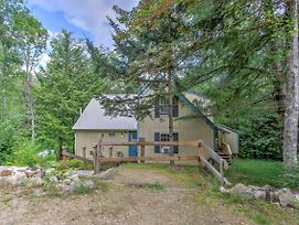 Lovely Cabin With Deck By Storyland And Attitash Mtn! photos Exterior