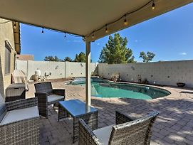 Charming Surprise House W/Backyard & Private Pool! photos Exterior