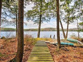Lakeside Francestown Home W/Dock, Kayak, & Canoe! photos Exterior