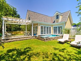 Romantic Shelter Island Cottage W/2 Pools & A Pond photos Exterior