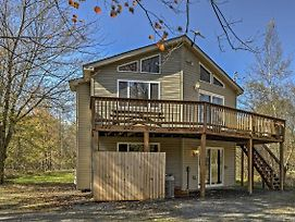 Spacious Blakeslee Home W/ Access To Beach & Pier! photos Exterior