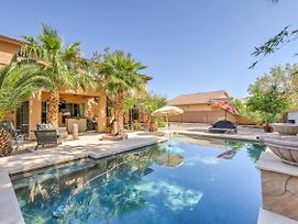 Spectacular Chandler House W/ Pool & Fire Pit! photos Exterior