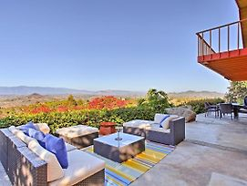 Southern Ca Secluded Home W/Vineyard, Pool & Views photos Exterior