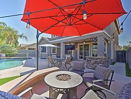 Phoenix Area Home W/ Private Pool & Fire Pit! photos Exterior