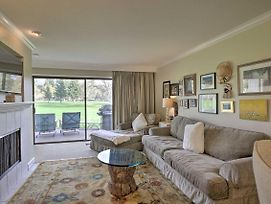 Bright & Airy Napa Condo W/Patio On Golf Course! photos Exterior