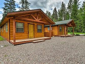 Hungry Horse Cabin W/Patio & Fire Pit-Near Glacier photos Exterior