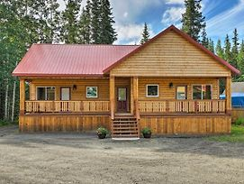 Townhome Near Kenai River With Deck And Fire Pit! photos Exterior