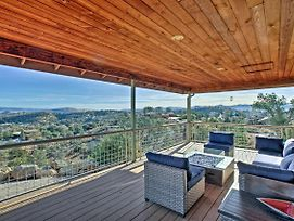 Prescott House W/ Granite Mtn & Thumb Butte Views! photos Exterior