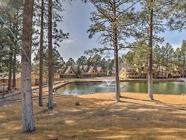 Ruidoso Home W/Porch & Grill In Innsbrook Village! photos Exterior