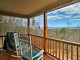 Hayesville Home With Mtn Views, Deck Grill And Fire Pit photos Exterior
