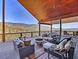'Az Rim Retreat' In Pine W/Deck, Hot Tub, & Views! photos Exterior