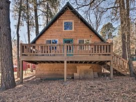 'Sherwood Cabin' Pet-Friendly Cloudcroft Home! photos Exterior