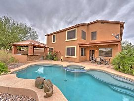Phoenix Home W/Private Pool, Spa, & Game Room! photos Exterior