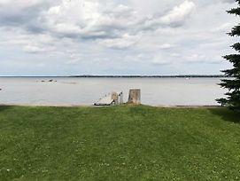 Lakefront Prudenville House W/Yard & Private Dock! photos Exterior