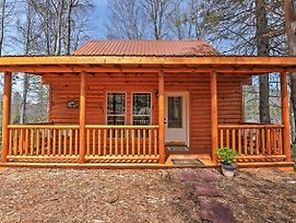 Secluded Roan Mountain Cabin W/ Deck & Hot Tub! photos Exterior