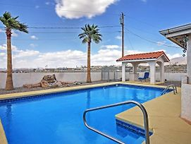 Spanish-Style Lake Havasu House W/ Pool & Views! photos Exterior