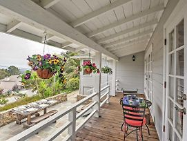2Br Aptos Cottage W/Deck & Views - 10 Min To Beach photos Exterior