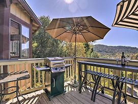 Charming Crestline Cabin Less Than 1 Mile To Lake Gregory! photos Exterior