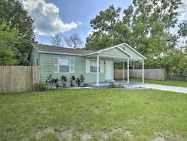 Pet-Friendly Tampa Home W/Deck Less Than 3 Mi To Downtown! photos Exterior