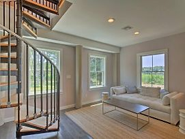 Waterfront Southhold Home W/ Sauna & Dock! photos Exterior
