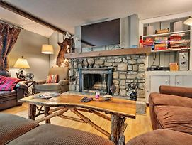 New-Condo W/Furnished Deck, Walk To Sugar Mountain photos Exterior