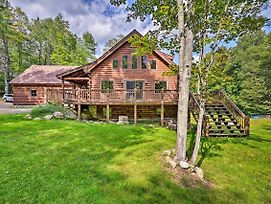 Private Chester Home W/ Deck, Mins To Skiing! photos Exterior