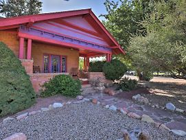 Southwestern Kanab Cottage W/ Patio & Views! photos Exterior