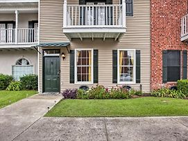 Updated Baton Rouge Townhouse ~2 Mi To Lsu! photos Exterior