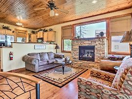Luxury Cabin W/Hot Tub, 1/2 Mi To Terry Peak! photos Exterior