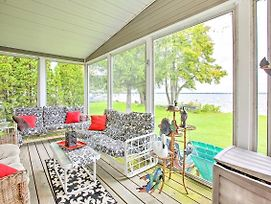 Houghton Lake House W/Fire Pit - 2 Mi To Trails! photos Exterior
