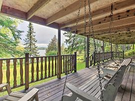 New-Private Orr Home W/Fire Pit & Dock On Ash Lake photos Exterior