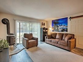 Updated Condo - Walk To Squaw Valley Lifts! photos Exterior