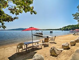 Center Ossipee Pet-Friendly Cottage W/ Dock! photos Exterior