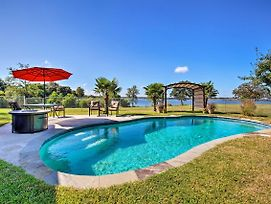 Waterfront Lake Fork House With Private Pool! photos Exterior